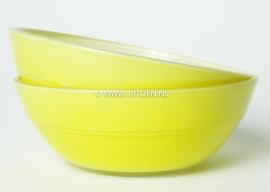 Duralex schaaltjes geel D12,5
