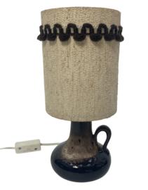 Tafellamp keramiek