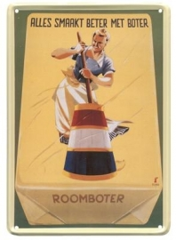 Roomboter 10x15