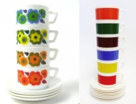 Arcopal schotel voor koffiekop