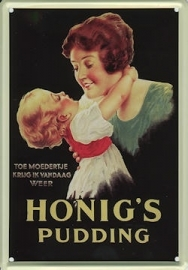 Honig`s Pudding 10x15