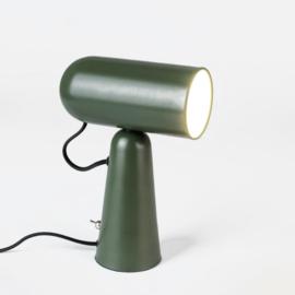 Tafellamp 'Magneet' groen