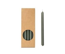 Set 20 kaarsen stone D:12mm H:175mm