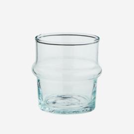 Drinkglaasje helder Madam Stoltz