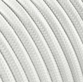 Textielsnoer wit