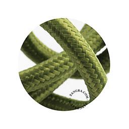 Textielsnoer jagersgroen