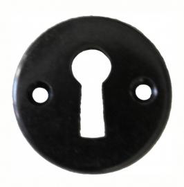 Sleutelplaatjes zwart bakeliet