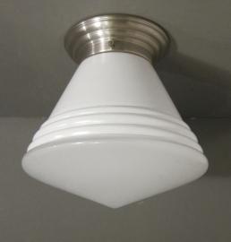 Plafonnière Luxe schoollamp M venster
