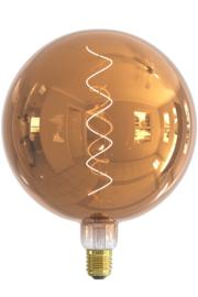 Globe 200 Koper LED