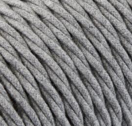 Textielsnoer torcido wol 3 polig