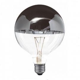 Kopspiegel globelamp 125mm 40w