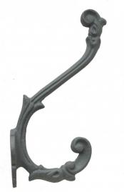 Hyatt haak grijs/zink