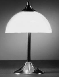 Tafellamp opaal