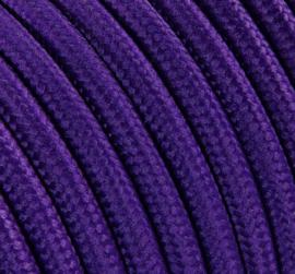 Textielsnoer violet