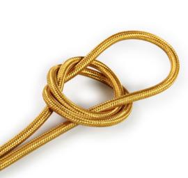 Textielsnoer goud