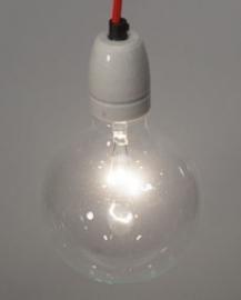 Globelamp 80mm 25w helder