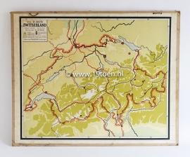 Land- en schoolkaarten
