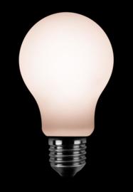 8w standaardlamp mat opaal dim.