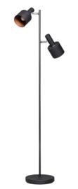 Vloerlamp Sledge 2-lichts