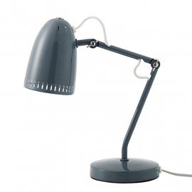 Dynamo bureaulamp grijs