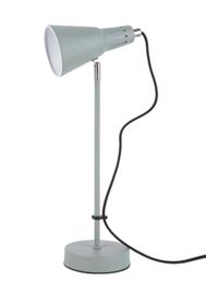 Tafellamp grijs-groen