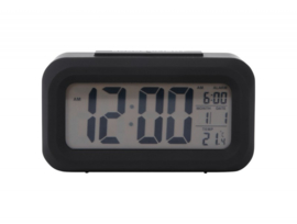 Alarm clock zwart
