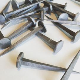 Spijker L grijs/zilver