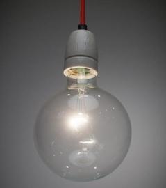 Globelamp 125mm 25w helder