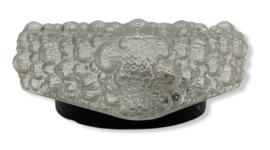 Plafonnière kristalglas XL