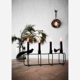 Tafelkandelaar voor 4 kaarsen Madam Stoltz
