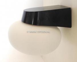 Wandlamp - buitenlamp zwart