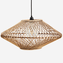 Bamboe hanglamp Madam Stoltz