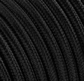 Textielsnoer zwart