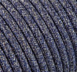 Textielsnoer 'glitter' jeans