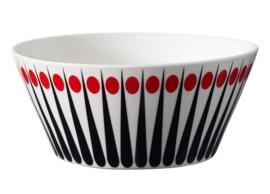 Bowl Amanda red