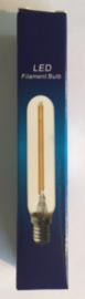 2W LED E-14 buislamp 11,5 cm