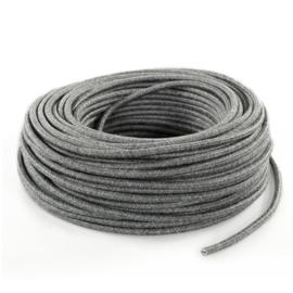Textielsnoer canvas l.grijs