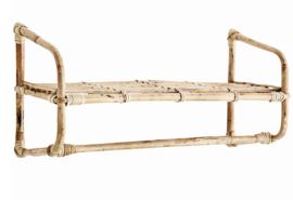 Bamboe wandplank Madam Stoltz