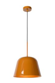 Hanglamp okergeel