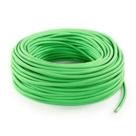Textielsnoer l.groen