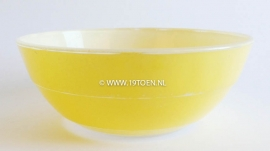 Duralex schaaltje geel D14,5