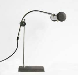 Bureaulamp Anvia bruin