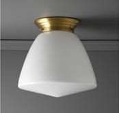Plafonnière Schoollamp M.