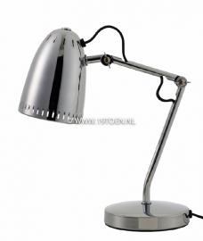 Dynamo bureaulamp chroom