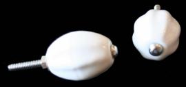 Knop meloen wit