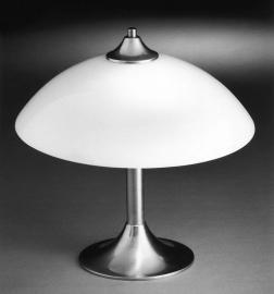 Tafellamp M. opaal 33