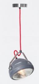 Hanglamp Koplamp grijs