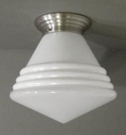 Plafonnière Luxe schoollamp L venster