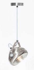 Hanglamp Koplamp RVS