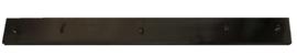 Plafondbalk 900 x 90mm 3 gats zwart
